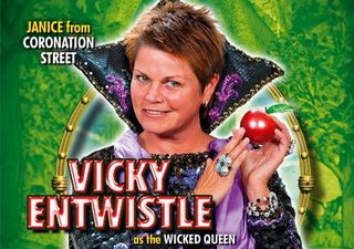 Vicky Entwistle Wicked Queen